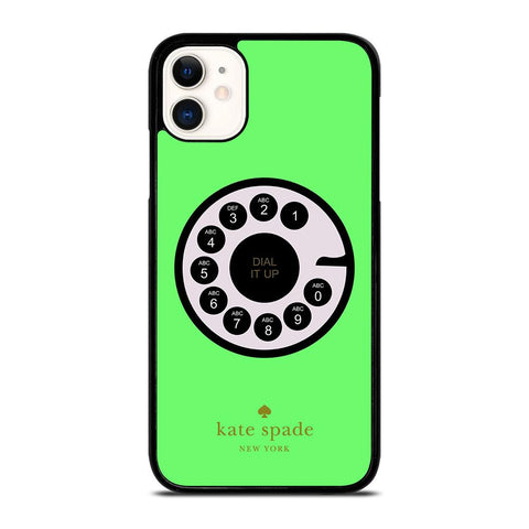 ROTARY RESIN KATE SPADE-iphone-11-case-cover
