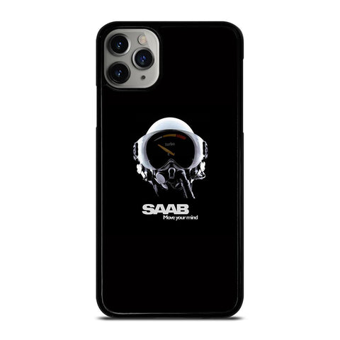 SAAB Move Your Mind-iphone-11-pro-max-case-cover