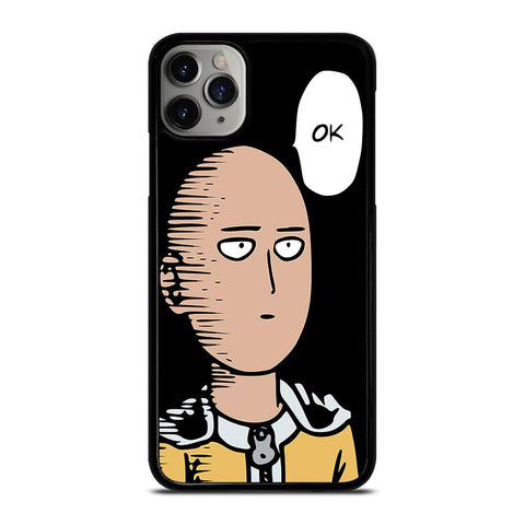 SAITAMA ONE PUNCH MAN-iphone-11-pro-max-case-cover