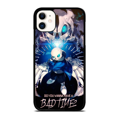 SANS UNDERTALE BAD TIME-iphone-11-case-cover
