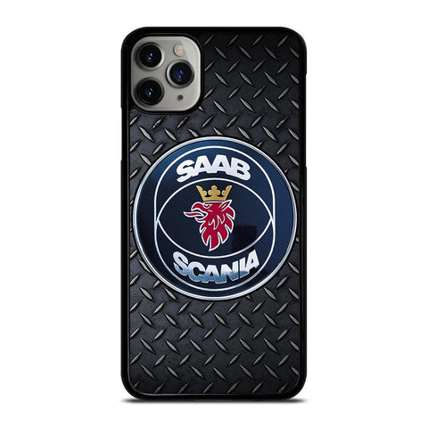 SCANIA TRUCK SAAB-iphone-11-pro-max-case-cover
