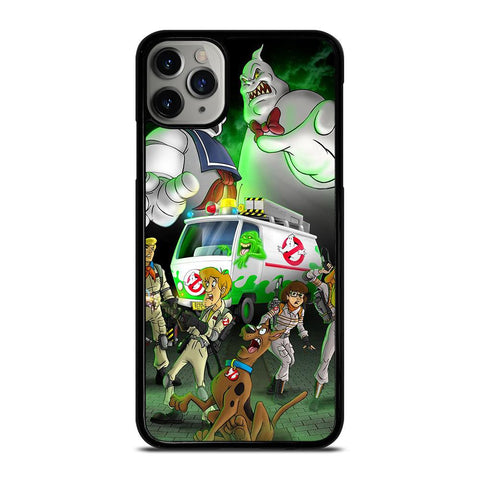 SCOOBY DOO GHOST BUSTERS-iphone-11-pro-max-case-cover