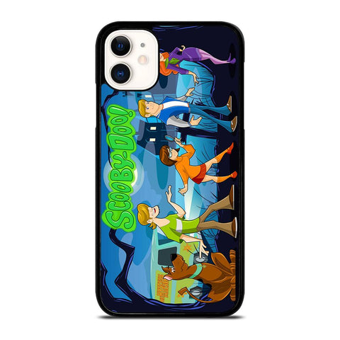 SCOOBY DOO-iphone-11-case-cover