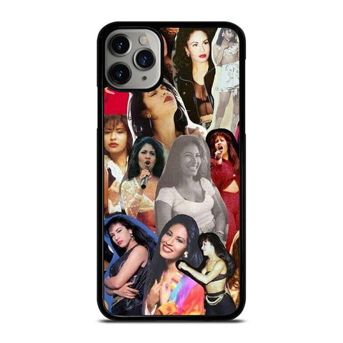 SELENA QUINTANILLA COLLAGE 2-iphone-11-pro-max-case-cover