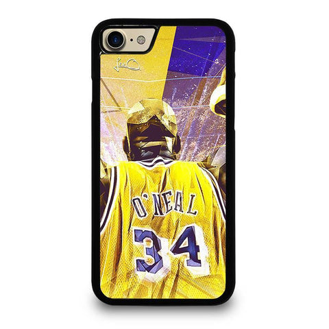 SHAQUILLE-O'NEAL-LA-LAKERS-iphone-7-case-cover