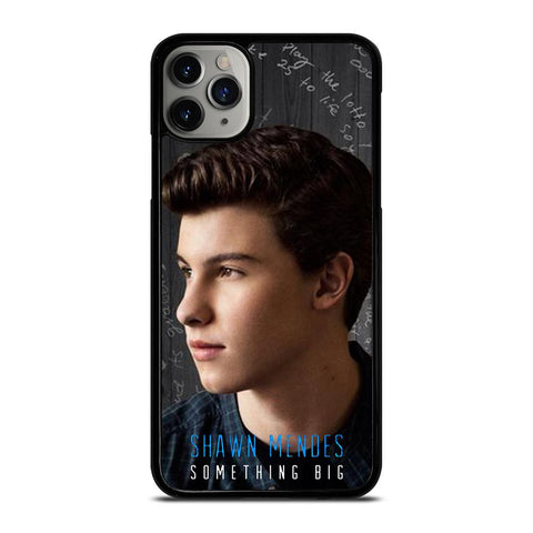 SHAWN MENDES SOMETHING BIG-iphone-11-pro-max-case-cover