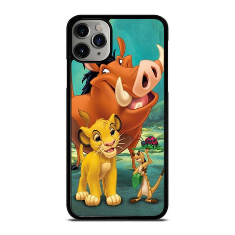 SIMBA LION KING CARTOON DISNEY-iphone-11-pro-max-case-cover