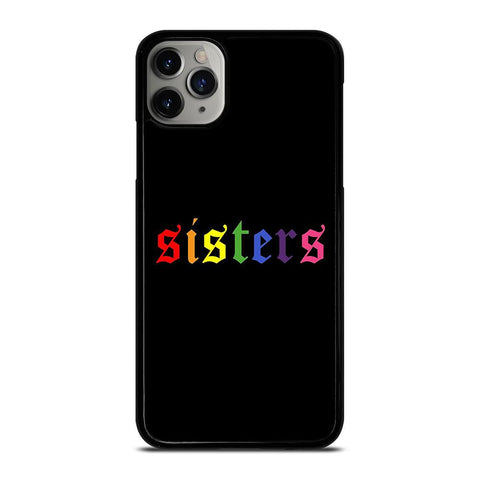 SISTERS JAMES-iphone-11-pro-max-case-cover
