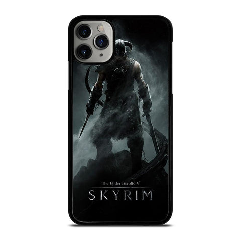 SKYRIM THE ELDER SCROLLS V-iphone-11-pro-max-case-cover