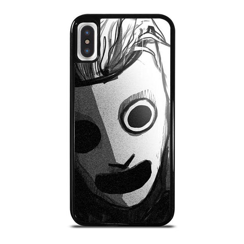 SLIPKNOT COREY TAYLOR ART-iphone-x-case-cover