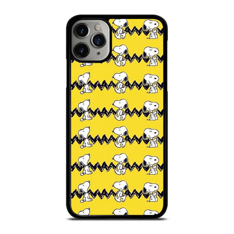 SNOOPY DOG COLLAGE-iphone-11-pro-max-case-cover