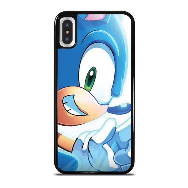 Sonic The Hedgehog 2 Iphone X Xs Case Best Custom Phone Cover Cool Personalized Design Favocasestore