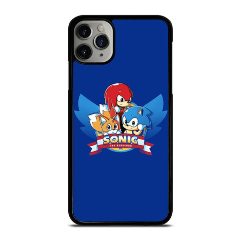 SONIC THE HEDGEHOG AND TAILS 2-iphone-11-pro-max-case-cover