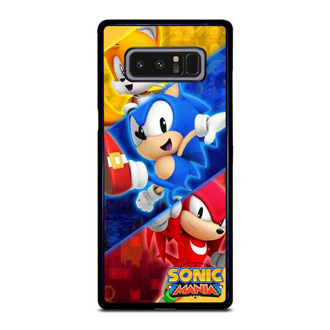 SONIC MANIA 2 Samsung Galaxy Note 8 Case Cover