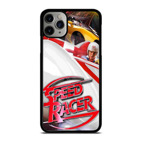SPEED RACER ON RACE-iphone-11-pro-max-case-cover