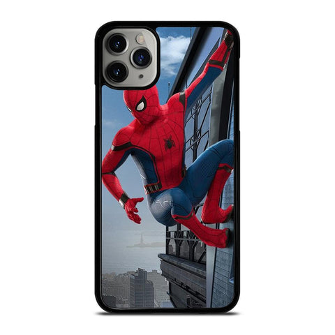 SPIDERMAN HOMECOMING MARVEL-iphone-11-pro-max-case-cover