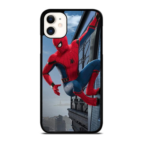 SPIDERMAN HOMECOMING MARVEL-iphone-11-case-cover