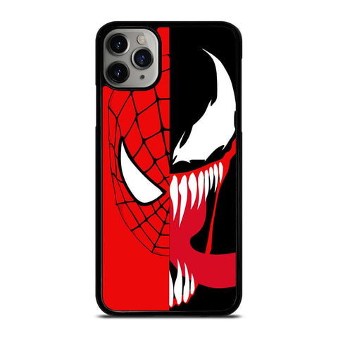 SPIDERMAN VS VENOM-iphone-11-pro-max-case-cover