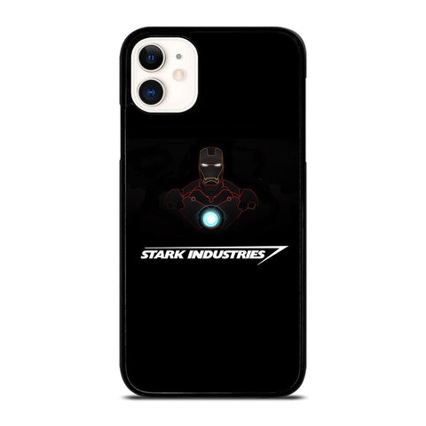 STARK INDUSTRIES IRON MAN-iphone-11-case-cover