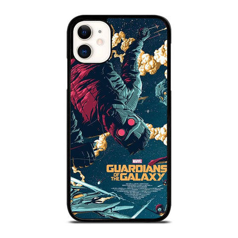 STAR LORD GUARDIAN OF THE GALAXY-iphone-11-case-cover