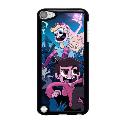 STAR VS THE FORCE OF EVIL-ipod-touch-5-case-cover