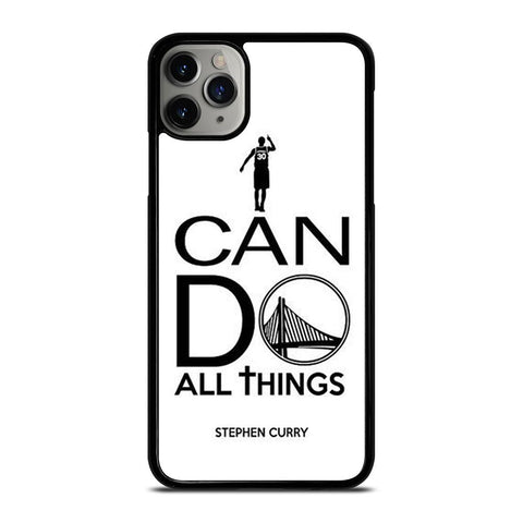 STEPHEN CURRY I CAN DO-iphone-11-pro-max-case-cover