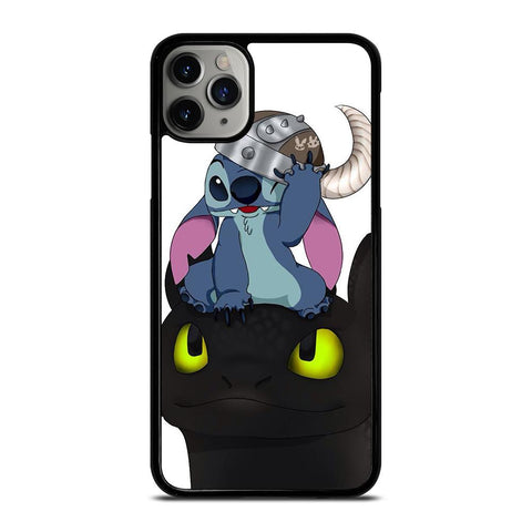 STITCH AND TOOTHLESS-iphone-11-pro-max-case-cover