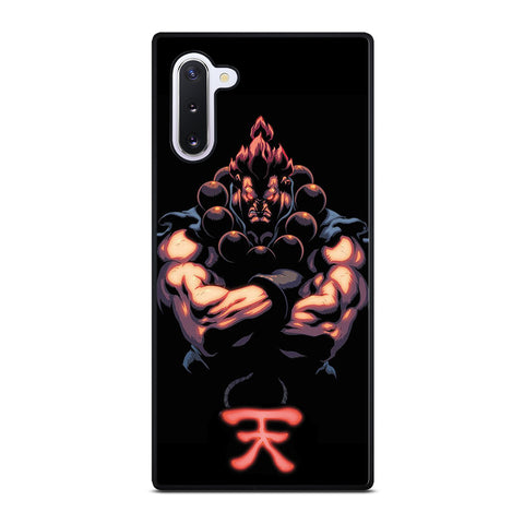 STREET FIGHTER AKUMA GOUKI Samsung Galaxy Note 10 Case Cover
