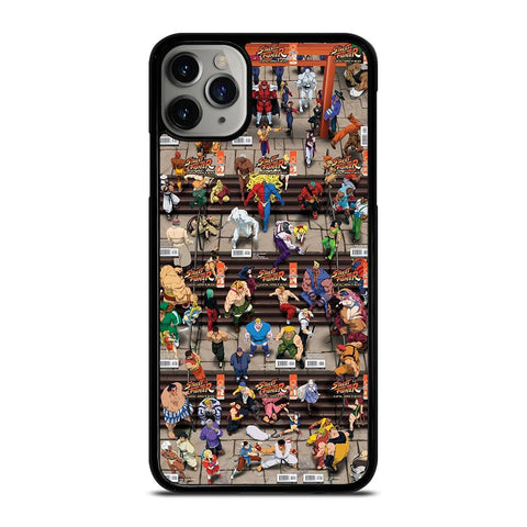 STREET FIGHTER UNLIMITED-iphone-11-pro-max-case-cover