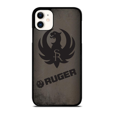 STURM RUGER FIREARM SYMBOL-iphone-11-case-cover