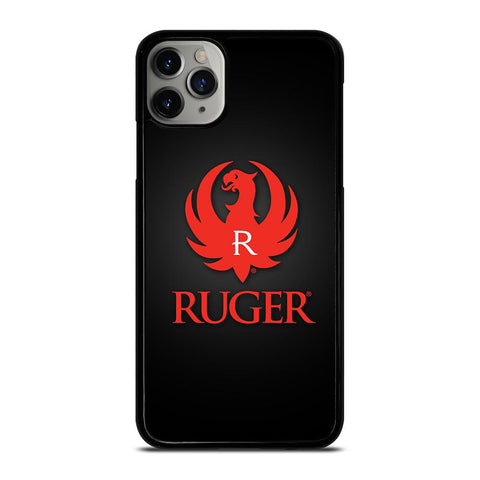 STURM RUGER FIREARM WEAPON LOGO-iphone-11-pro-max-case-cover