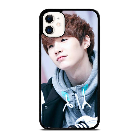 SUGA BTS-iphone-11-case-cover