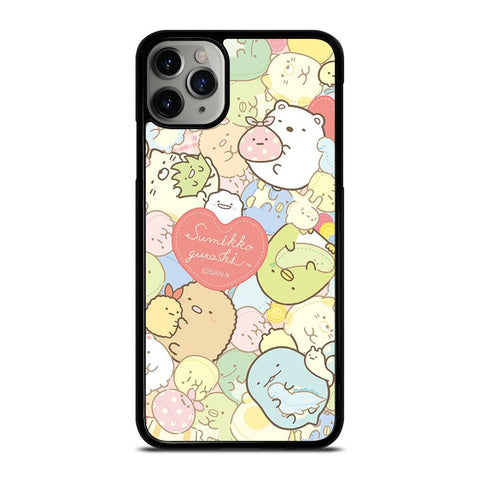 SUMIKKO GURASHI CUTE-iphone-11-pro-max-case-cover
