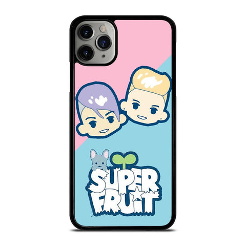 SUPERFRUIT FUNNY-iphone-11-pro-max-case-cover
