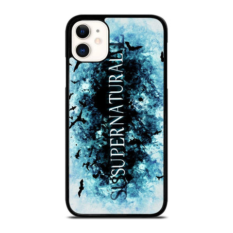 SUPERNATURAL LOGO-iphone-11-case-cover