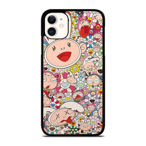 TAKASHI MURAKAMI-iphone-11-case-cover