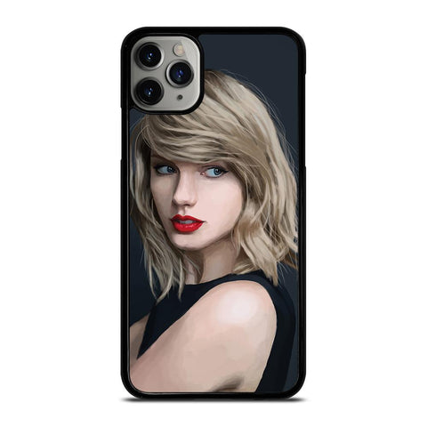 TAYLOR SWIFT ART-iphone-11-pro-max-case-cover