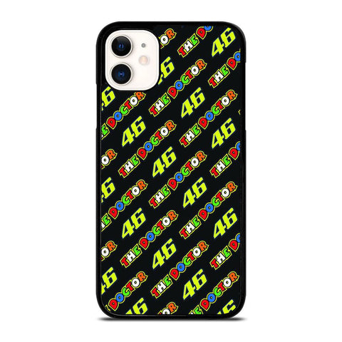 THE DOCTOR VALENTINO ROSSI-iphone-11-case-cover