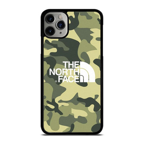 THE NORTH FACE CAMO-iphone-11-pro-max-case-cover