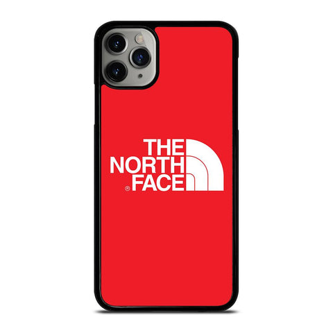 THE NORTH FACE RED-iphone-11-pro-max-case-cover