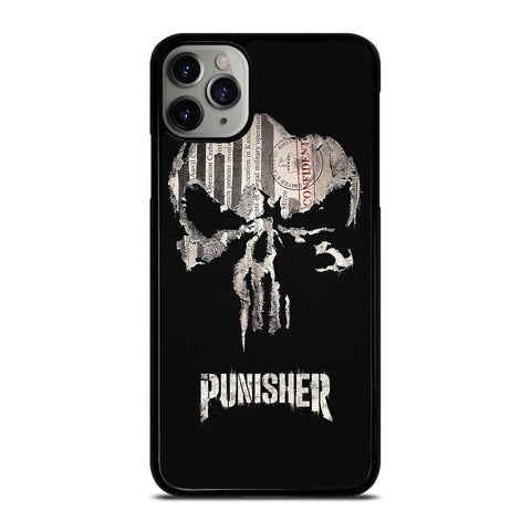 THE PUNISHER ICON-iphone-11-pro-max-case-cover