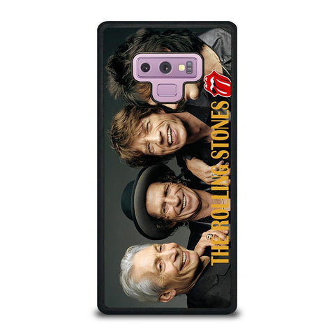THE ROLLING STONES-samsung-galaxy-note-9-case-cover