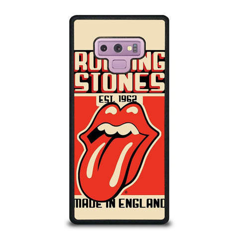 THE ROLLING STONES 1962-samsung-galaxy-note-9-case-cover