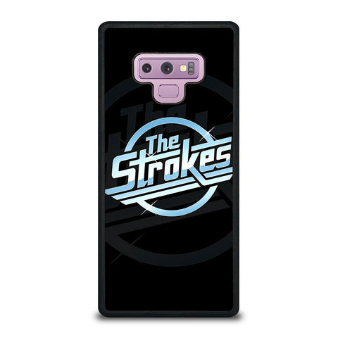 THE STROKES-samsung-galaxy-note-9-case-cover