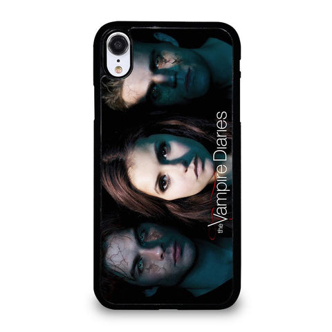THE VAMPIRE DIARIES-iphone-xr-case-cover