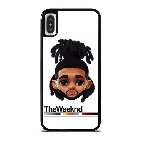 THE-WEEKND-XO-CUTE-iphone-x-case-cover