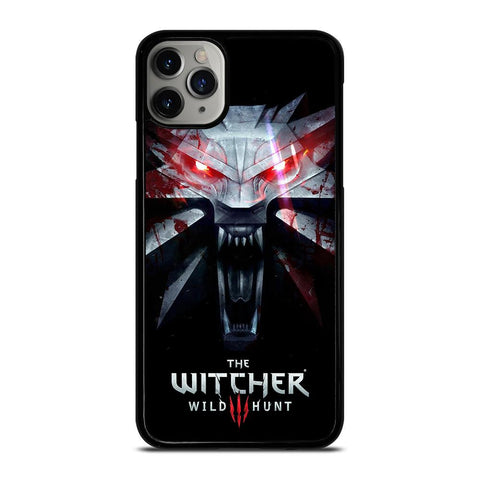 THE WITCHER WILD HUNT-iphone-11-pro-max-case-cover