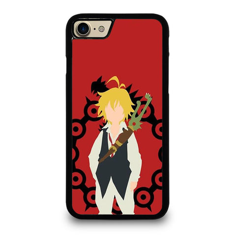 THE SEVEN DEADLY SINS MELIODAS iPhone 7 Case Cover