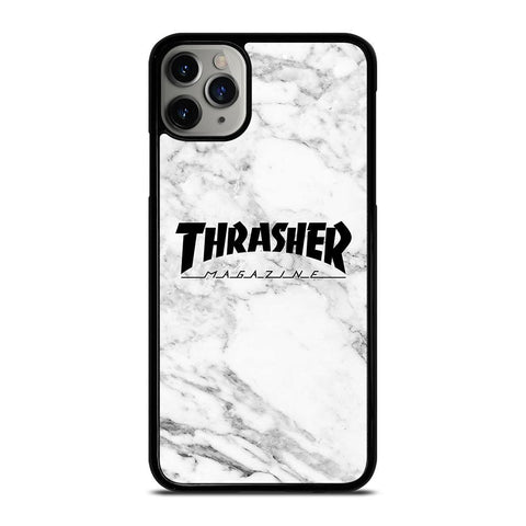 THRASHER SKATEBOARD MAGAZINE MARBLE-iphone-11-pro-max-case-cover