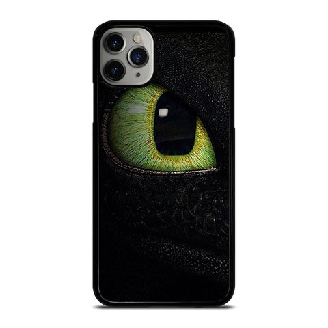 TOOTHLESS DRAGON EYE-iphone-11-pro-max-case-cover